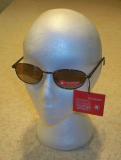 Foster Grant Title Designer Polarized Sunglasses B7 New with Tags