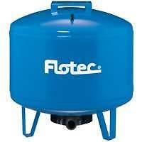 NEW FLOTEC FP7110 SHORT 42 / 19 GALLON STEEL PRESSURE WATER WELL TANK