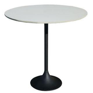 42 Round Vintage Saarinen Style Tulip Bar Table