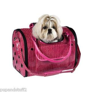 toy chihuahua teacup yorkie PET DOG CARRIER TOTE BAG