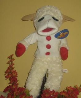 lamb chops in TV, Movie & Character Toys