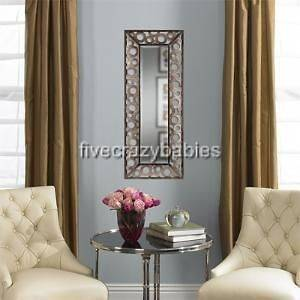 Long Full Length Contemporary Wall Mirror Modern Open Extra Tall Large