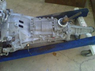 Ford Ranger 2.3L 5 speed Manual Transmission 58k (Fits Ford Ranger