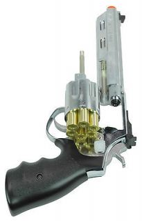 HFC Green Gas Airsoft 357 Revolver bb Hand Guns Pistols metal w/Shells