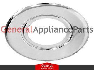 Frigidaire Kenmore Tappan Gas Stove Range 7 1/2 Chrome Drip Pan
