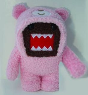 NEW DOMO IN A TEDDY BEAR COSTUME 6 1/2 INCH PLUSH   NEW