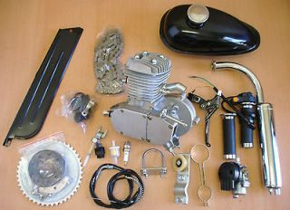 Newly listed 80cc 2 Stroke Engine Motor Kit for Motorized Bicycle Bike
