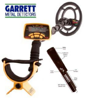 GARRETT ACE 250 Coin Hunting relics gold Metal Detector With