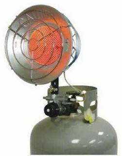 Pinnacle PT 15 TT Protemp LP Radiant Tank Top Heater