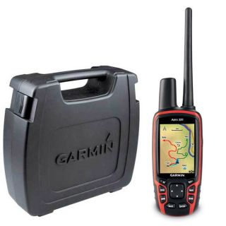 GARMIN Astro 320 Dog Tracking GPS Bundle with Case for use with DC40