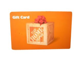 home depot gift card in Gift Cards & Coupons