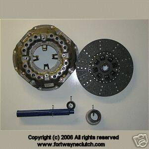 Chevy Clutch Kit GMC Truck C40/50/60/70 61 89 #04 106R