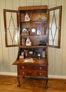 antique secretary desk in Desks & Secretaries