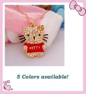 Hello Kitty Diamond Jewelry in Jewelry & Watches