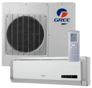 22 SEER Ductless Mini Split Air Conditioner Heat Pump AC 12000 BTU