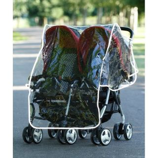 double stroller rain cover in Stroller Accessories