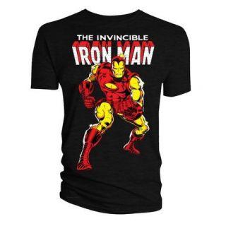 Various Marvel & DC Adults T shirts Iron Man Thor Batman Wonder Woman