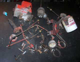 GRAVELY MODEL L L8 WALK BEHIND WICO MAGNETO + PARTS LOT