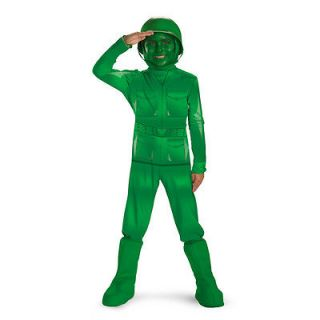 12d82fad74c Adult Green Army Man Toy Costume