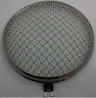 Stainless Steel Headlight Griller/Stone Guard T2 Bay, Bug 68 79, T3
