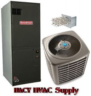 goodman heat pump in Air Conditioners