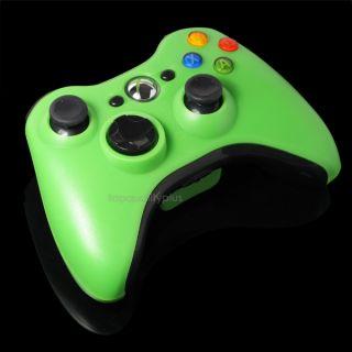Brand New in Box Green Wireless Remote Controller for Microsoft Xbox