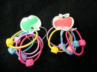Wholesale Lots ~ Hello Kitty Hair Band W/Mini Kitty Head Figure (2pack
