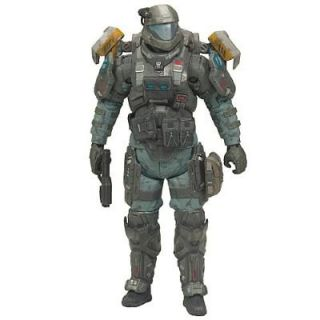 Halo Reach Series 3 ODST Jetpack Action Figure
