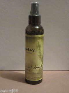 ALMOND MINT VOLUMIZING Treatment Spray 6 OZ Wen Chaz Dean hair care