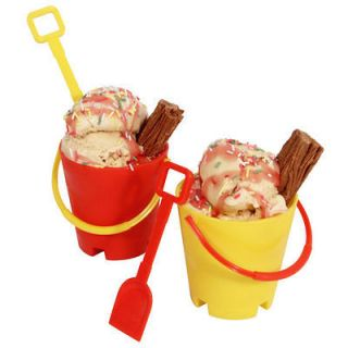 Ice Cream Bucket and Spade   Dish Bowl Set of 2   GIFTS & GADGETS