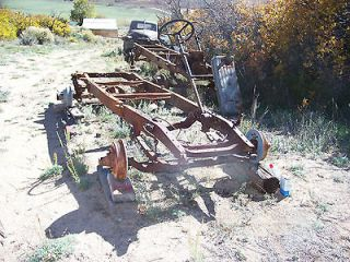 1941 1946 Chevy Chevrolet Truck Chassis Frame