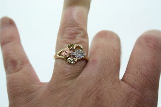 black hills gold harley davidson rings in Fine Jewelry