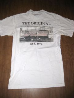 HARD ROCK CAFE London est 1971 T shirt XS The Original bar OG