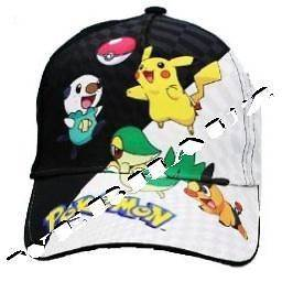 Pokemon Pikachu Kids Hat Baseball Cap, New