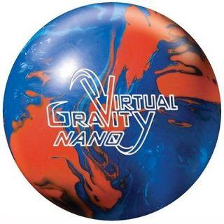 STORM VIRTUAL GRAVITY NANO bowling ball 16 UNDRILLED IN BOX