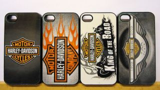 HARLEY DAVIDSON LOGO MOTOR BIKE MOTOR CYCLE APPLE IPHONE 4/4S PHONE