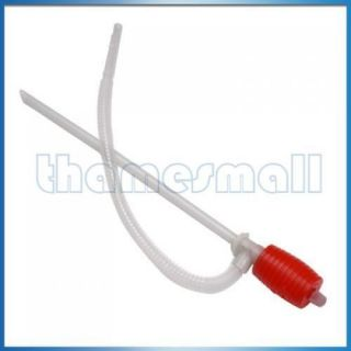 Manual Hand Siphon Pump for Liquid Fuel Water Transfer