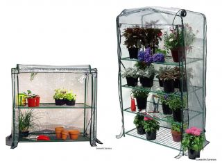 Mini Greenhouse   Plant Stand Designed for Indoor or Outdoor Use