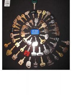 heavy equipment keys in Parts & Parts Machines