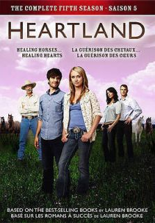 heartland season 5 in DVDs & Blu ray Discs