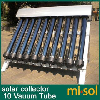 Tubes, Solar Collector of Solar Hot Water Heater, Vacuum Tubes, new