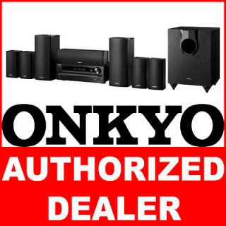 Newly listed Onkyo HT S5500 7.1 Channel Home Theater Package w/USB for