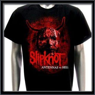 Sz L SLIPKNOT T shirt Heavy Metal Hard Rock Music Punk Tour Concert