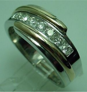 carat diamond ring in Mens Jewelry