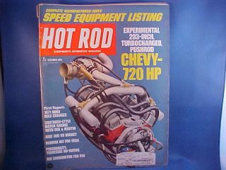 1971 AMC Hornet 360/SC, 71 Chevy VEGA Speed Parts featured Hot Rod