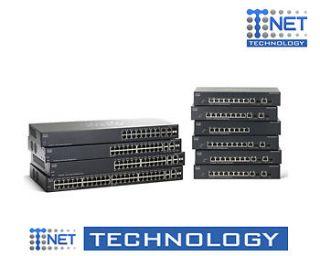 NEW* SRW2024P K9 NA 28 Port Gigabit PoE Managed Switch
