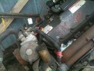 1995 97 Ford F350 OEM Stock Engine 7.3L V8 Turbo Diesel Navistar Power