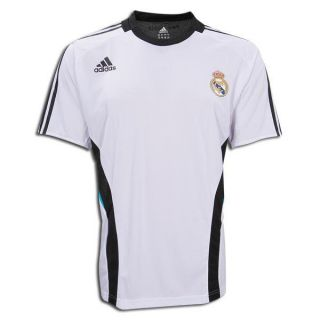 adidas REAL MADRID 2008 2009 SOCCER Training Jersey