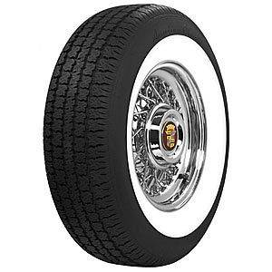 Coker Tire 530350 American Classic Collector Wide Whitewall Radial