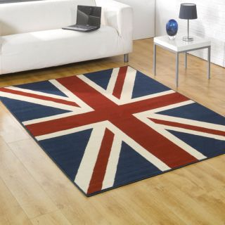 LARGE   XL LARGE TRADITIONAL UNION JACK FLAG RED IVORY WHITE BLUE